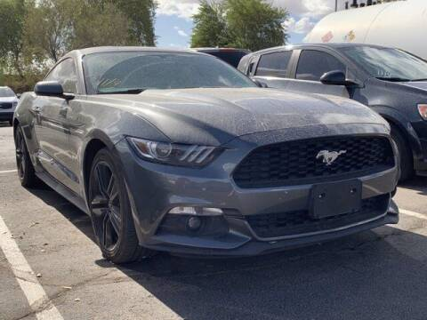 2016 Ford Mustang for sale at Sands Chevrolet in Surprise AZ