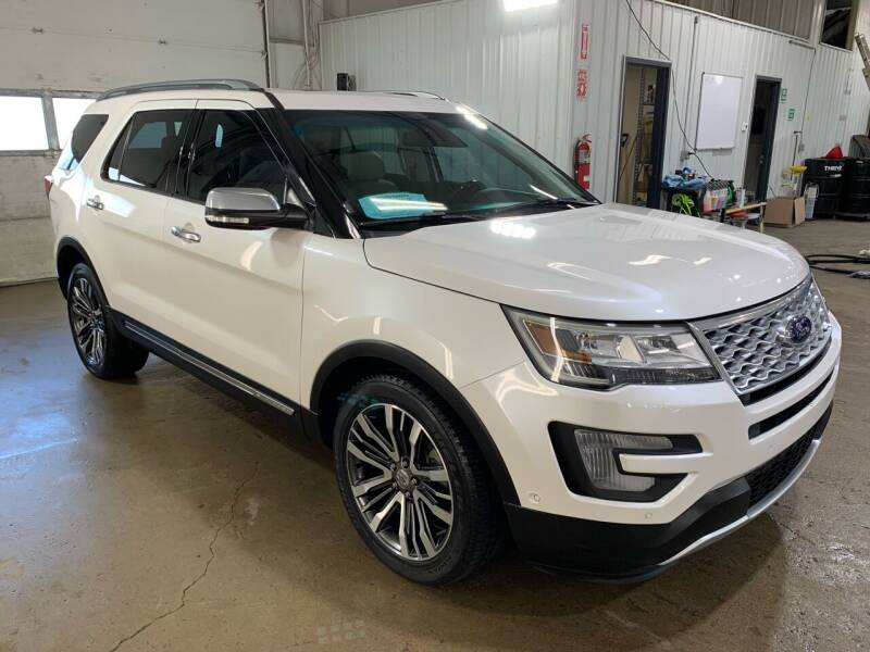 2016 Ford Explorer for sale at Premier Auto in Sioux Falls SD