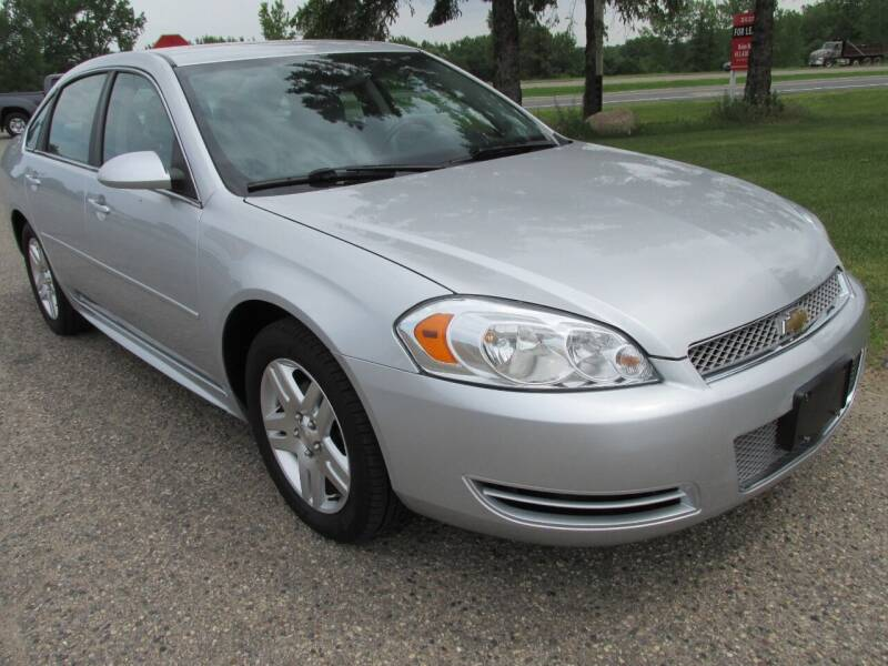 2016 Chevrolet Impala Limited for sale at Buy-Rite Auto Sales in Shakopee MN