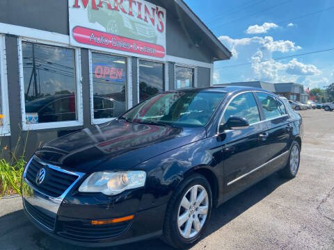 2006 Volkswagen Passat for sale at Martins Auto Sales in Shelbyville KY