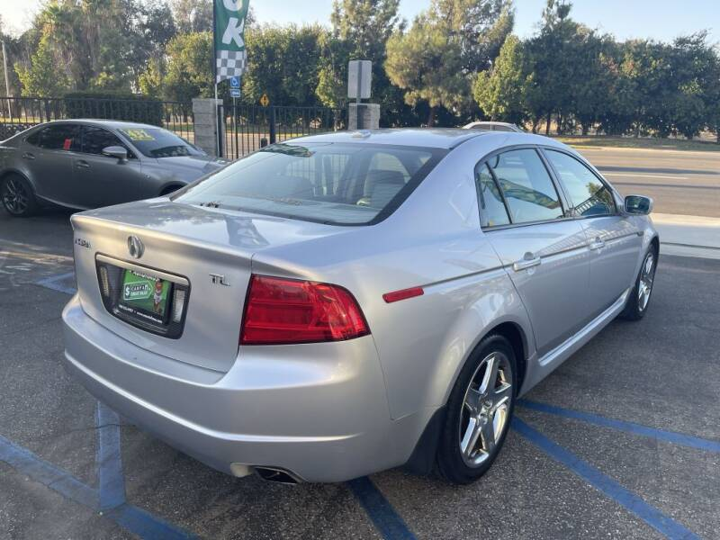 2005 Acura TL for sale at AutoHaus in Colton CA