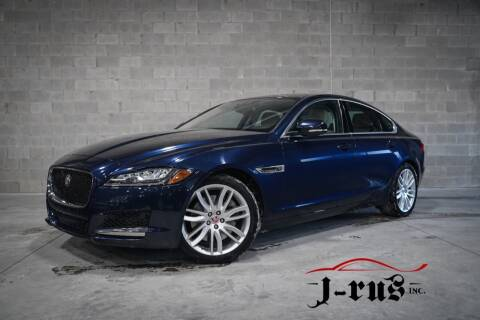 2017 Jaguar XF for sale at J-Rus Inc. in Macomb MI