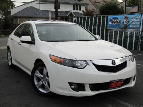 2010 Acura TSX for sale at The Auto Network in Lodi NJ