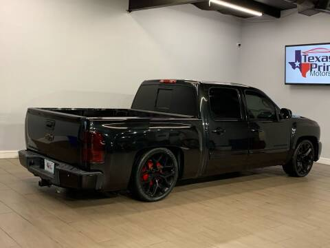 2012 Chevrolet Silverado 1500 for sale at Texas Prime Motors in Houston TX