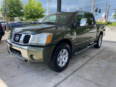 2004 Nissan Titan for sale at Michael's Imports in Tallahassee FL