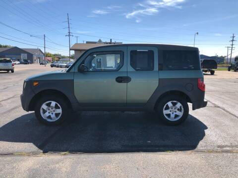 2003 Honda Element for sale at Mike's Budget Auto Sales in Cadillac MI