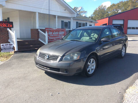 2006 Nissan Altima for sale at Ace Auto Sales - $1400 DOWN PAYMENTS in Fyffe AL