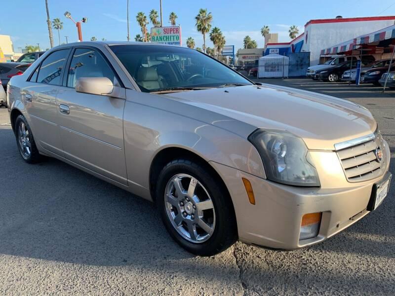 2005 Cadillac CTS for sale at North County Auto - North Auto County 2 in Vista CA