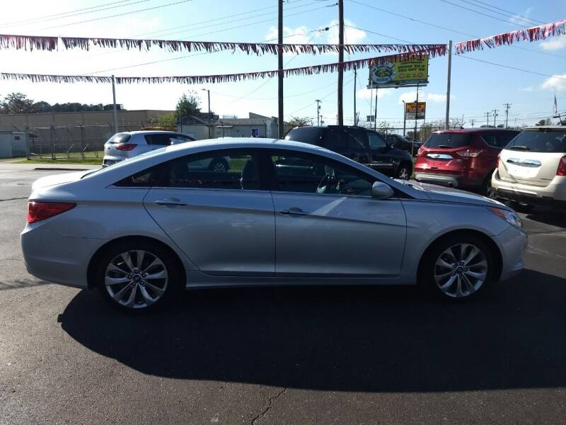 2013 Hyundai Sonata for sale at Kenny's Auto Sales Inc. in Lowell NC