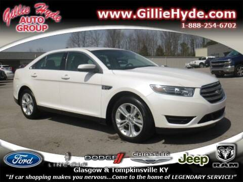 2018 Ford Taurus for sale at Gillie Hyde Auto Group in Glasgow KY