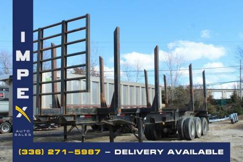 1982 n/a LOGGING for sale at Impex Auto Sales in Greensboro NC