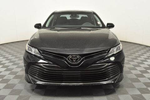 2018 Toyota Camry for sale at Southern Auto Solutions-Jim Ellis Hyundai in Marietta GA