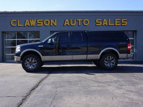 2005 Ford F-150 for sale at Clawson Auto Sales in Clawson MI