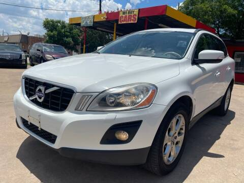2010 Volvo XC60 for sale at Cash Car Outlet in Mckinney TX