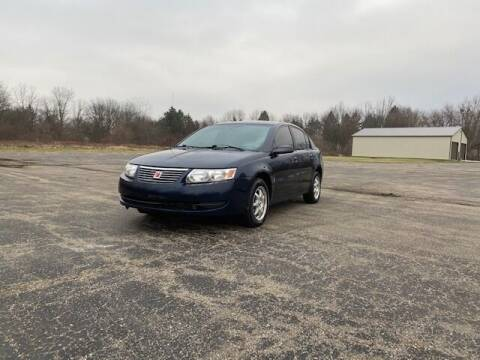 2007 Saturn Ion for sale at Caruzin Motors in Flint MI