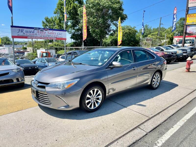 2016 Toyota Camry for sale at JR Used Auto Sales in North Bergen NJ