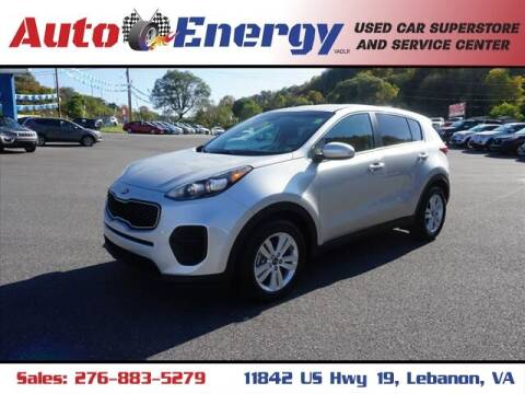 2019 Kia Sportage for sale at Auto Energy in Lebanon VA