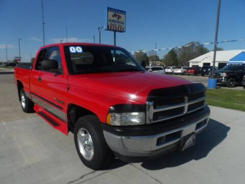 2000 Dodge Ram Pickup 1500 for sale at America Auto Inc in South Sioux City NE