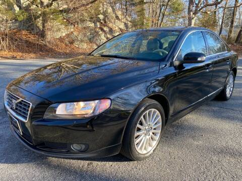 2007 Volvo S80 for sale at Kostyas Auto Sales Inc in Swansea MA