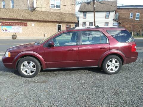 2007 Ford Freestyle for sale at Nerger's Auto Express in Bound Brook NJ