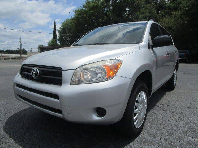 2007 Toyota RAV4 for sale at Lewis Page Auto Brokers in Gainesville GA