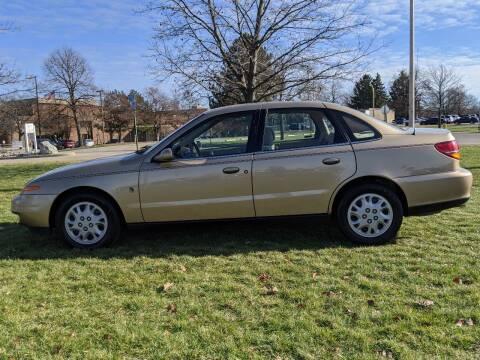 2002 Saturn L-Series for sale at Motors Inc in Mason MI