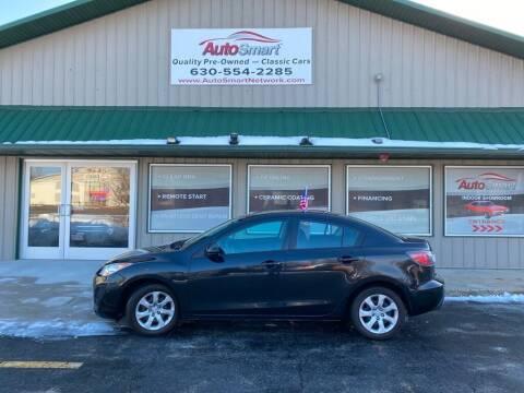 2010 Mazda MAZDA3 for sale at AutoSmart in Oswego IL