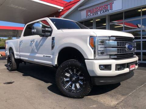 2019 Ford F-250 Super Duty for sale at Furrst Class Cars LLC in Charlotte NC