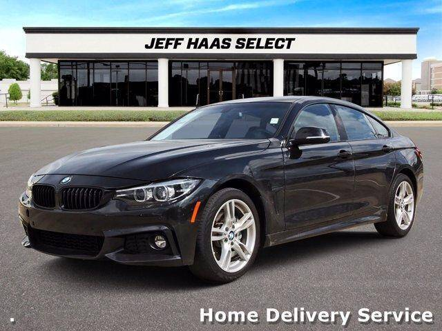 2018 BMW 4 Series for sale at JEFF HAAS MAZDA in Houston TX