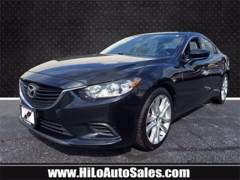 2017 Mazda MAZDA6 for sale at Hi-Lo Auto Sales in Frederick MD