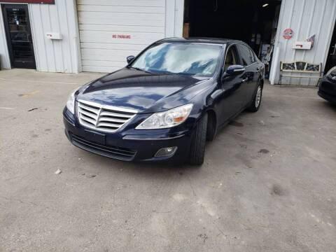 2011 Hyundai Genesis for sale at Bad Credit Call Fadi in Dallas TX