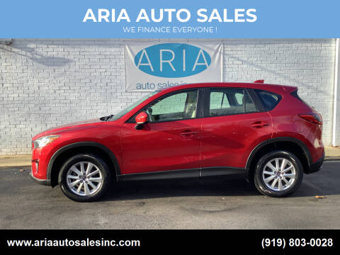 2014 Mazda CX-5 for sale at ARIA  AUTO  SALES in Raleigh NC