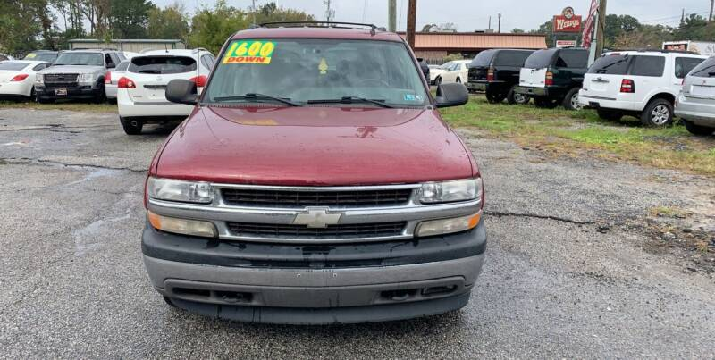 2006 Chevrolet Suburban for sale at Auto Mart in North Charleston SC