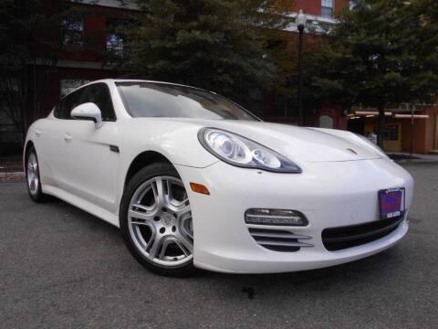 2011 Porsche Panamera for sale at H & R Auto in Arlington VA