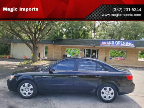 2009 Hyundai Sonata for sale at Magic Imports in Melrose FL