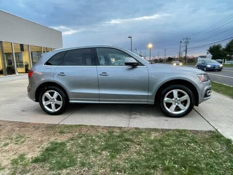 2010 Audi Q5 for sale at Reynolds Auto Sales in Wakefield MA