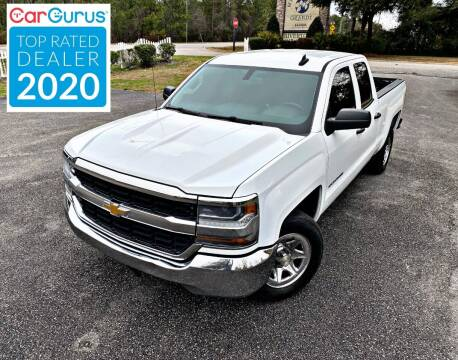 2016 Chevrolet Silverado 1500 for sale at Brothers Auto Sales of Conway in Conway SC