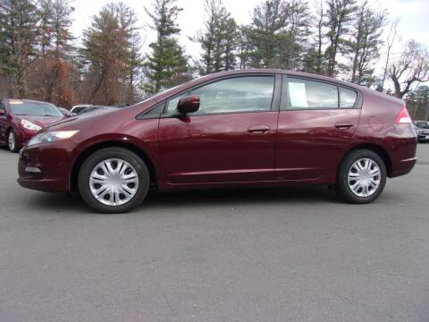 2011 Honda Insight for sale at Mark's Discount Truck & Auto Sales in Londonderry NH