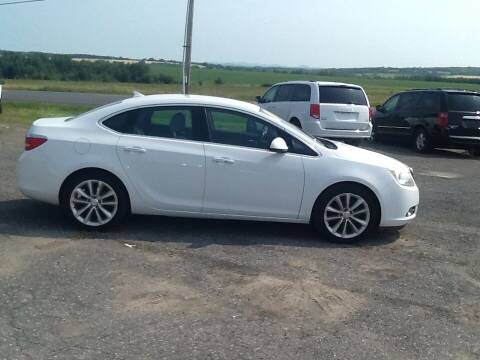 2014 Buick Verano for sale at Garys Sales & SVC in Caribou ME