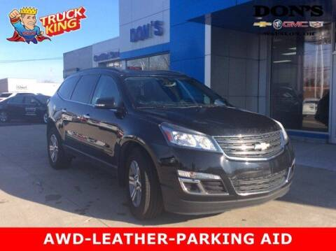 2016 Chevrolet Traverse for sale at DON'S CHEVY, BUICK-GMC & CADILLAC in Wauseon OH
