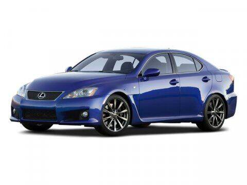 2008 Lexus IS F for sale at STG Auto Group in Montclair CA