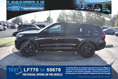 2021 Ford Explorer for sale at Loganville Ford in Loganville GA