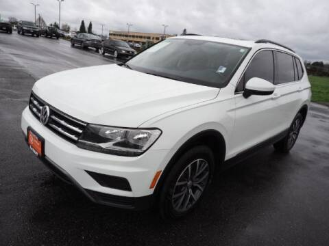 2018 Volkswagen Tiguan for sale at Karmart in Burlington WA