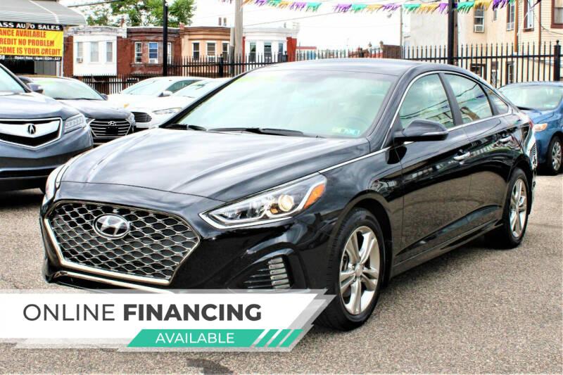 2019 Hyundai Sonata for sale at EZ PASS AUTO SALES LLC in Philadelphia PA