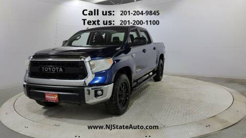 2014 Toyota Tundra for sale at NJ State Auto Used Cars in Jersey City NJ