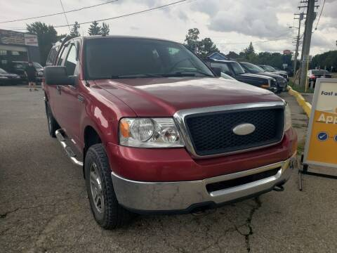 2007 Ford F-150 for sale at D & D All American Auto Sales in Mount Clemens MI