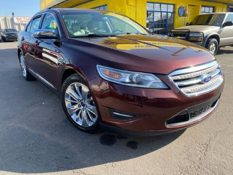 2012 Ford Taurus for sale at New Wave Auto Brokers & Sales in Denver CO