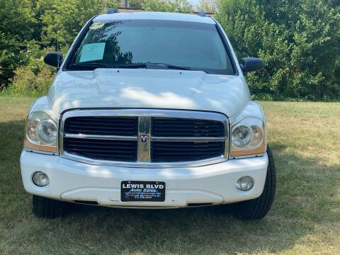 2005 Dodge Durango for sale at Lewis Blvd Auto Sales in Sioux City IA