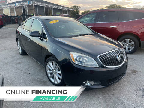 2013 Buick Verano for sale at I57 Group Auto Sales in Country Club Hills IL