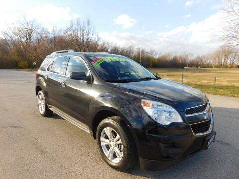 2014 Chevrolet Equinox for sale at Lot 31 Auto Sales in Kenosha WI